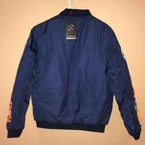 648de517d557 Hudson Outerwear Jackets   Coats - Hudson Outerwear Navy Bomber XL Bape  Supreme